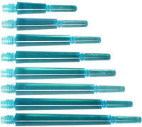 Fit Shaft GEAR Normal - Spinning - Clear Blue - #2 (18mm)