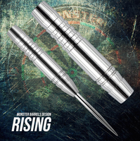 Monster Barrels - Rising - 80% Soft Tip - 2ba - 18g (clearance)