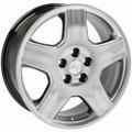 "18"" Fits Lexus LS430 Toyota Wheels Hyper Black Set of 4 18x7.5 Rims"
