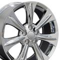 "18"" Fits Lexus RX Toyota Wheels Chrome 18x7 Rims"