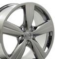 "18"" Fits Lexus GS Toyota Camry Wheels Rims Chrome Set of 4 18x8"