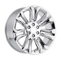 "22"" Chrome 2015 GMC 1500 Sierra Tahoe CK159 Chevy Silverado Wheels Set of 4 22x9 Rims"