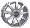 "18"" Fits Audi RS4 Wheels Rims Silver Wheels Set of 4 18x8"" Rims"