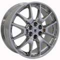 "20"" Cadillac SRX Wheels Chrome Set of 4 20x8"" Rims"