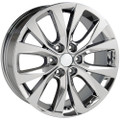 "20"" Fits Ford F-150 Wheels PVD Chrome Set of 4 20x8.5"" Rims"