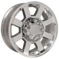 "20"" Fits Ford® F250-F350 Wheels Polished Set of 4 20x8 Hollander 3693 Rims"