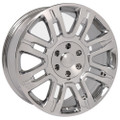 """20"""" Fits Ford F 150 Expedition Lincoln Navigator Wheels Rims Chrome Set of 4 20x8.5"""" Rims Hollander 3788"""