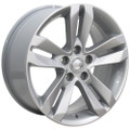 "17"" Nissan Altima Wheel Silver Set of 4 17x7.5"" Rims"