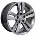 "17"" Nissan Altima Wheel Hyper Silver Set of 4 17x7.5"" Rims"