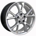 "18"" Nissan Maxima Wheel Hyper Silver Set of 4 18x8"" Rims"