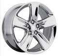 "20"" Fits Jeep Grand Cherokee 2014 Staggered SRT8 Wheels Chrome Set of 4 20x9/10"""