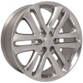 """22"""" Fits Ford F150 Navigator Expedition Lincoln Wheels Polished Set of 4 22x9"""" Rims"""