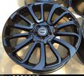 "22"" Fits Range Rover Autobiography Wheels HSE Sport Land Rover Gloss Black Rims 22x9.5"""