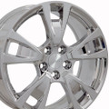 "19"" Fits Acura TL Acura RL Chrome wheels Set of 4 19x8"" Rims"