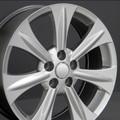 "18"" Fits Lexus RX Wheel Hyper Silver 18x7 Hollander: 74199"