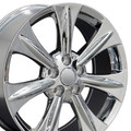 "18"" Fits Lexus RX 350 330 Wheel Rim Chrome 18x7"" Hollander: 74199"