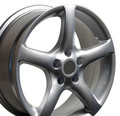 "17"" Fits Infiniti Nissan Altima '05 Wheel Silver 17x7 Hollander 62444"