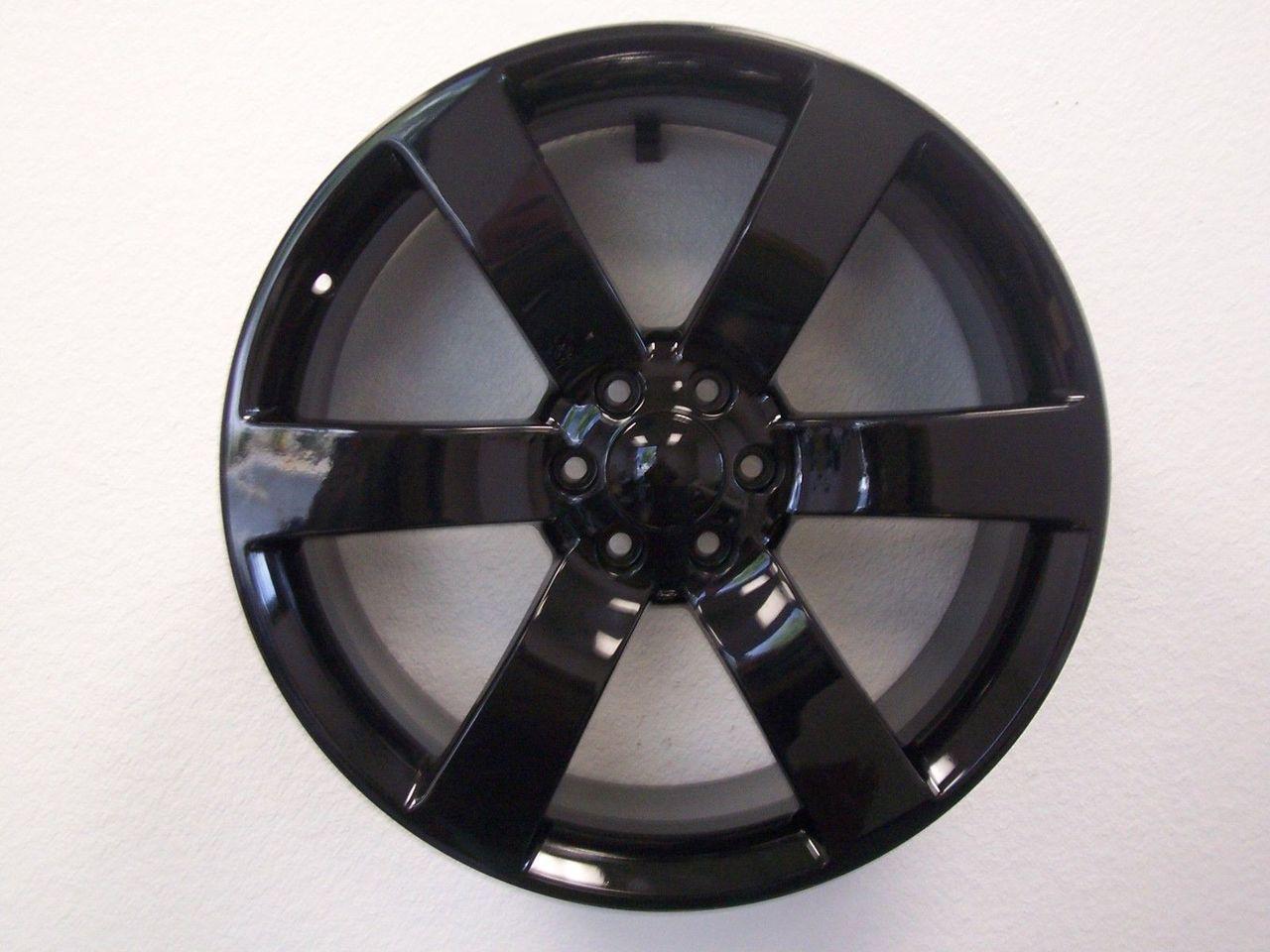 "22"" TrailBlazer SS GMC Envoy Wheels & Tires Gloss Black ..."