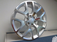22 Quot 2014 15 Style Gmc Sierra Chevy 1500 Replica Wheels