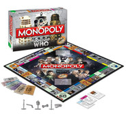 Monopoly: Doctor Who Edition