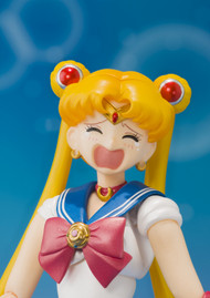 S.H. Figuarts Sailor Moon Figure Limited First Edition