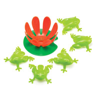 Frogs and Lilypad Jumping Game by Kid-O