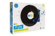Make2Play D-Jay: DIY Record Player