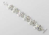 Ann Carol Designs - Amoeba Link Bracelet