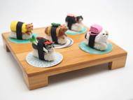 Sushi Cat Figure