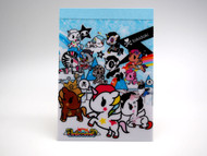 tokidoki Tear out notepad