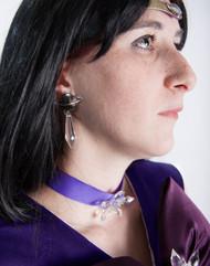 Sailor Saturn Earrings
