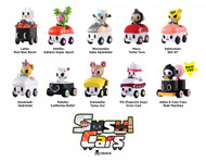 Tokidoki Sushi Cars blind Box figures