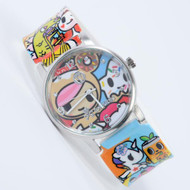TokiDoki  Snap Watchitude Watch - Buffet