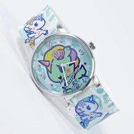 Tokidoki Watchitude snap watch Mermicorno
