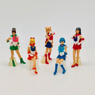 Sailor Moon PGSM Figures