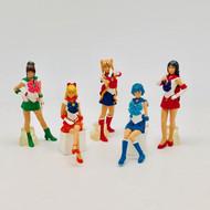 Pretty Guardian Sailor Moon PGSM Gashapon Figures