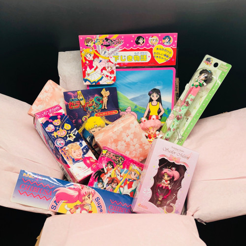 Secret Studio Sailor Moon Mystery Box