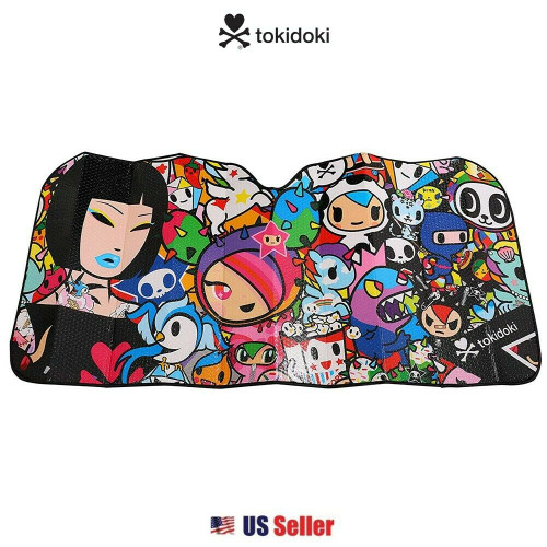 Tokidoki Car UV Shield