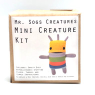 MR.SOGS Create a Creature Sewing Kit - Yellow Head