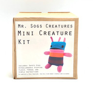 MR.SOGS Create a Creature Sewing Kit - Blue +Pink