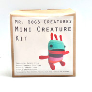 MR.SOGS Create a Creature Sewing Kit - Aqua Head