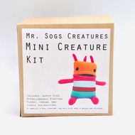 MR.SOGS Create a Creature Sewing Kit - OrangeHead