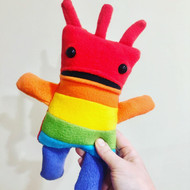 MR.SOGS Create a Creature Sewing Kit - Rainbow