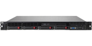 "HP Proliant DL360 G6 4-Bay SFF 2.5"" CTO Server - Build Online"