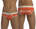 Groovin' Swim Trunk City Signature Red (WB0109)