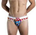 POP ART Print Hip Brief