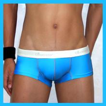 Groovin - Sky Blue Cup Boxer Brief Underwear