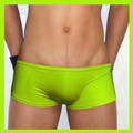 Groovin - Green Super Extra Low-Rise Boxer