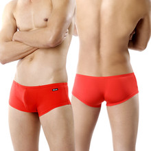 Groovin - Red Super Extra Low-Rise Boxer
