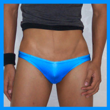 Groovin - Sky Blue V-Cut Bikini Brief Underwear